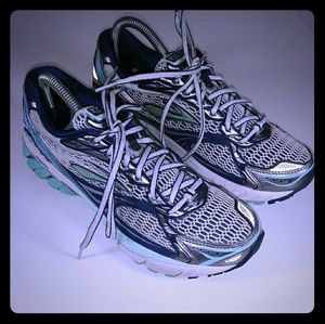 Brooks Ghost 4 Running Shoes Womenssize 8.5 Blue